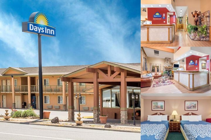 Days Inn Sundance photo collage
