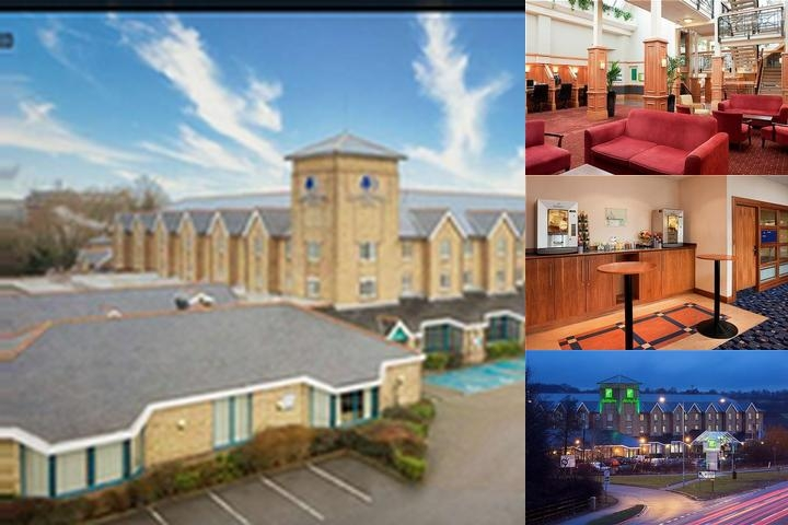 Holiday Inn London Elstree M25 Jct.23 photo collage