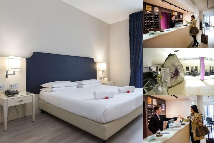 Just Hotel Lomazzo Fiera photo collage