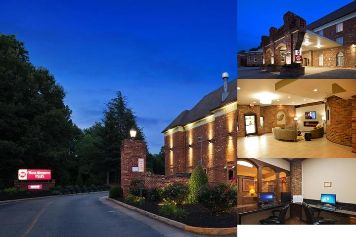 Best Western Plus Governor's Inn photo collage
