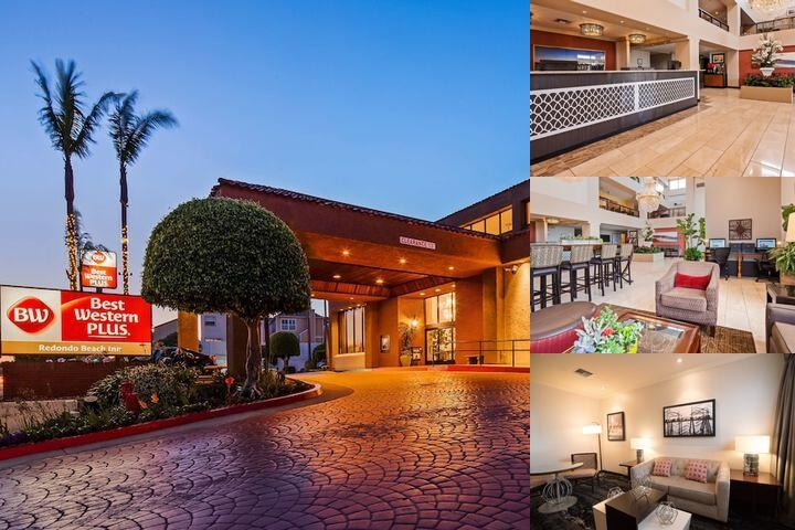 Best Western Plus Redondo Beach Inn photo collage
