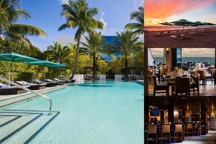 Tideline Ocean Resort & Spa Palm Beach a Kimpton photo collage