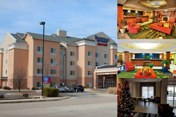 Fairfield Inn & Suites Mount Vernon / Rend Lake photo collage