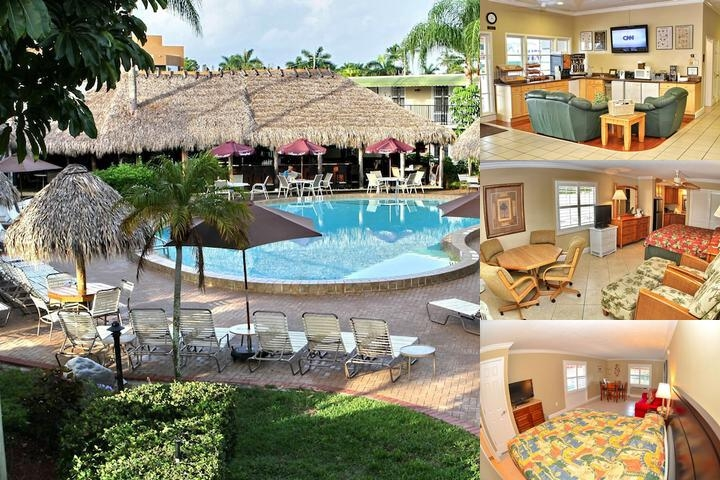 Gulfcoast Inn Naples photo collage