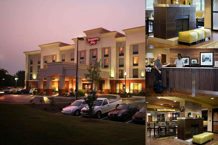 Hampton Inn Carrollton photo collage