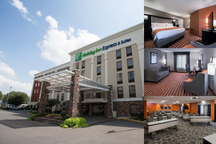 Holiday Inn Express & Suites Nashville Southeast photo collage
