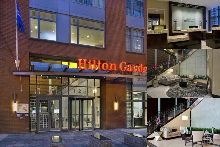 Hilton Garden Inn U.s. Capitol photo collage