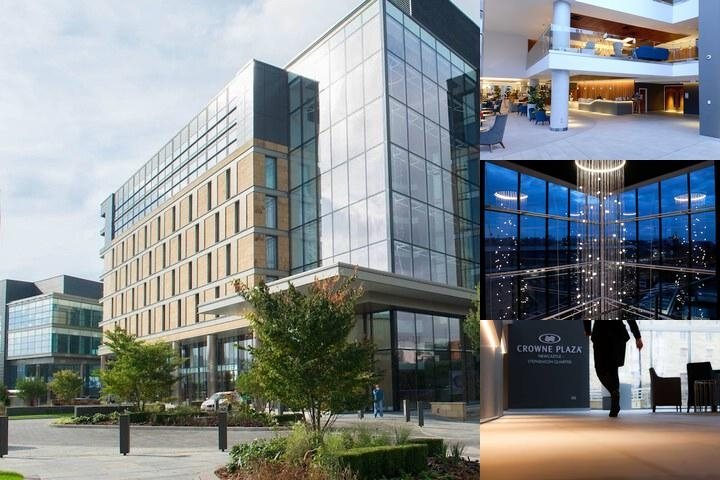 Crowne Plaza Newcastle Stephenson Quarter photo collage
