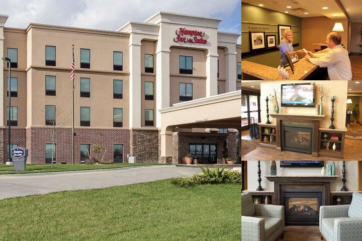 Hampton Inn & Suites Lincoln Ne photo collage