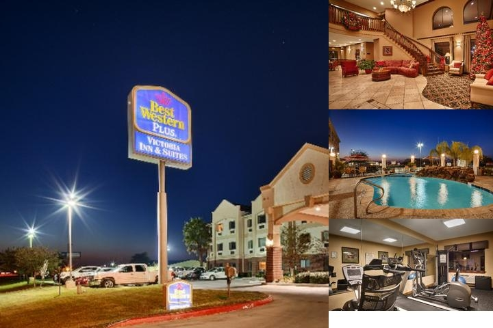 Best Western Plus Victoria Inn & Suites photo collage