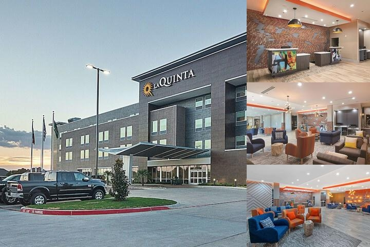 La Quinta Inn & Suites Plano Legacy by Wyndham photo collage