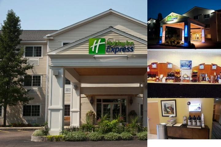 Holiday Inn Express & Suites North Conway photo collage