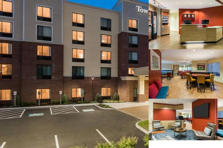Towneplace Suites Latham Albany Airport photo collage
