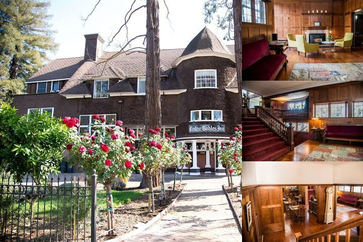 Cedar Gables Inn photo collage