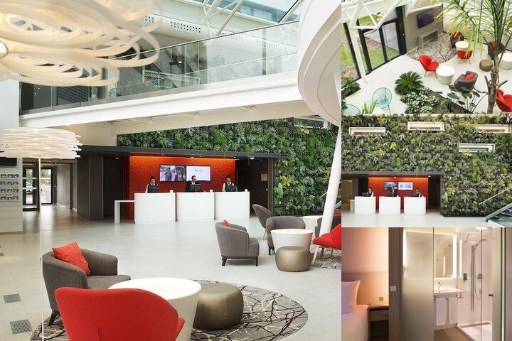 Hotel Oceania Paris Roissy Cdg photo collage