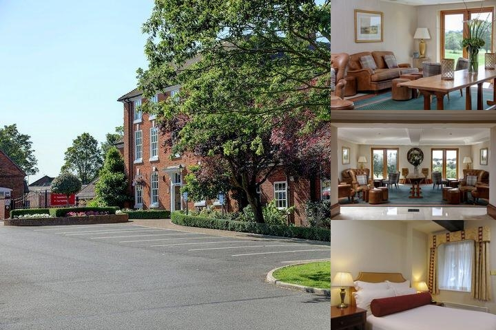 Best Western Plus Coventry Windmill Village Hotel Golf & Spa photo collage