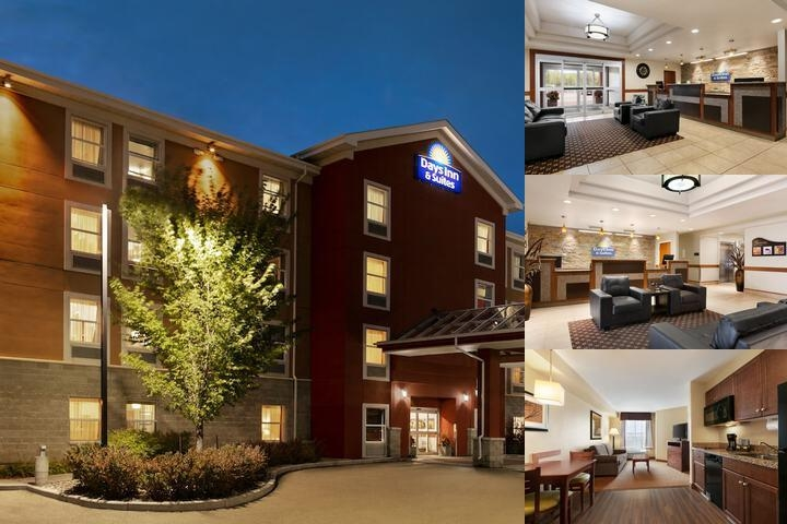 Days Inn by Wyndham Sherwood Park Edmonton photo collage