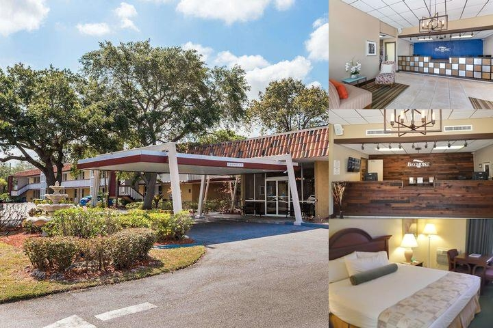 Baymont Inn & Suites Sarasota photo collage