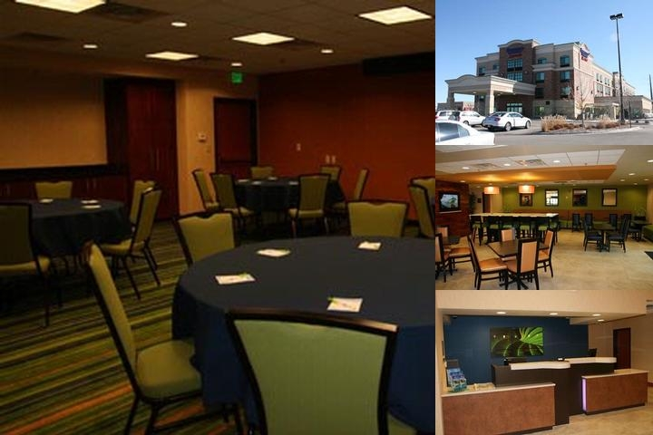 Fairfield Inn & Suites Denver Aurora / Parker photo collage