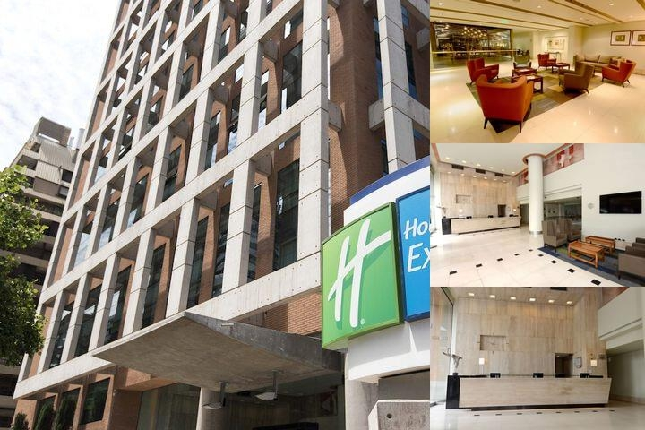 Holiday Inn Express Santiago Las Condes photo collage
