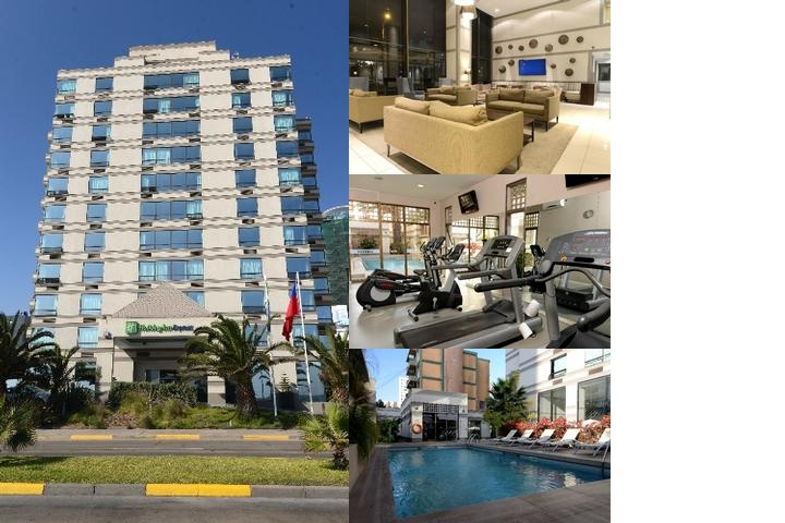 Holiday Inn Express Antofagasta photo collage