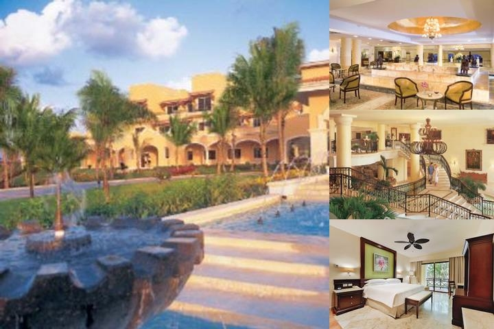Occidental at Xcaret Destination All Inclusive photo collage