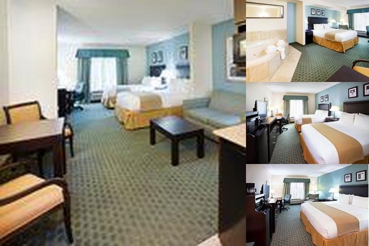 Holiday Inn Express Lebanon Tn photo collage