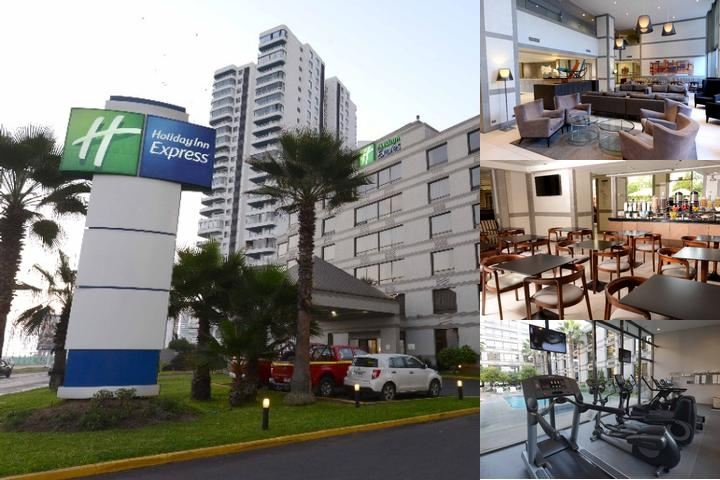 Holiday Inn Express Iquique photo collage