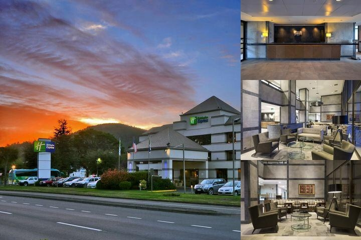 Holiday Inn Express Temuco photo collage