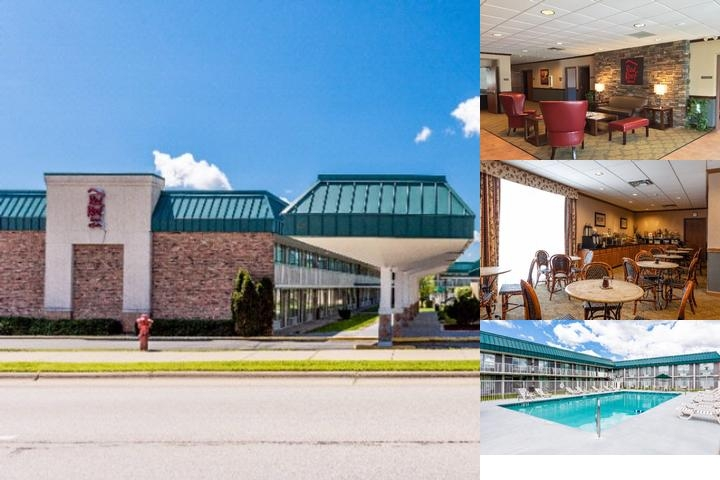 Red Roof Inn & Suites Dekalb photo collage