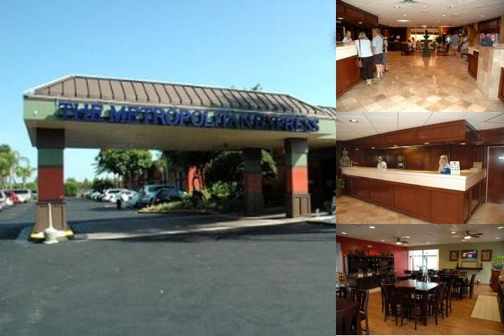 Floridian Express photo collage