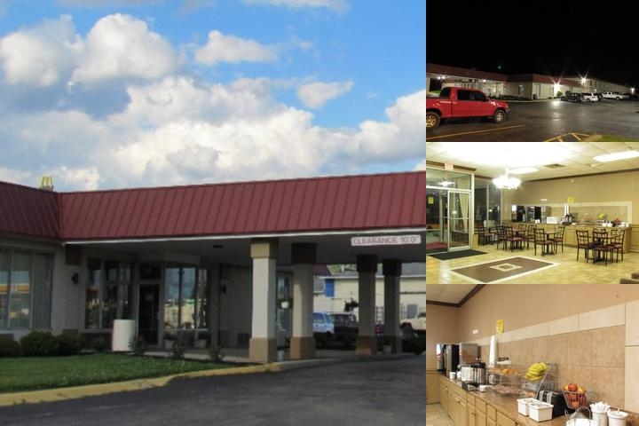 Usa Inn & Suites photo collage