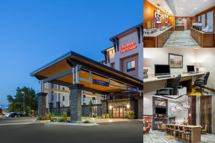 Hampton Inn & Suites Pasco / Tri Cities photo collage