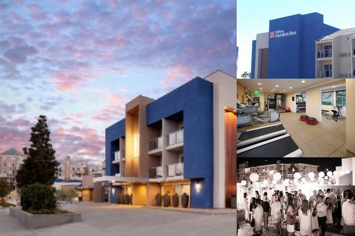 Hilton Garden Inn Marina Del Rey photo collage