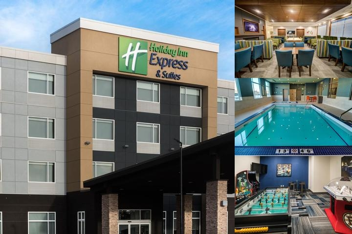 Holiday Inn Express & Suites West Edmonton photo collage