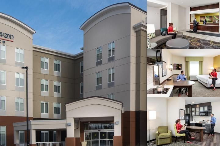 Candlewood Suites West Edmonton Mall Area photo collage