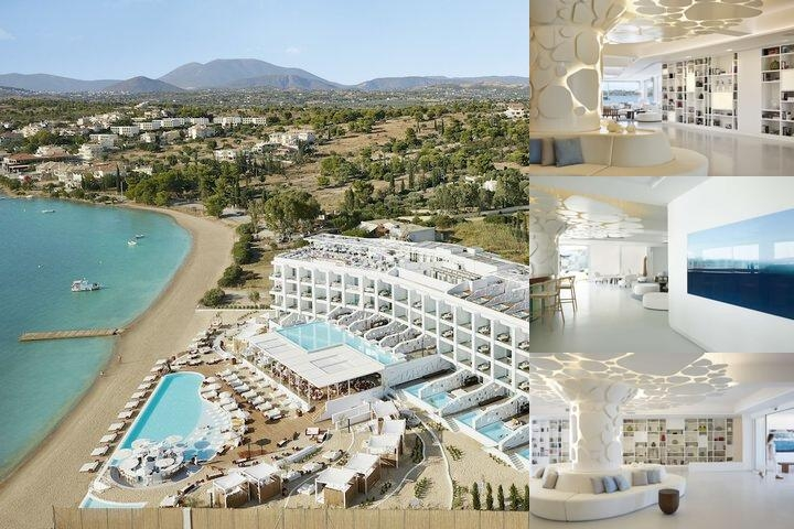 Nikki Beach Resort & Spa Porto Heli photo collage