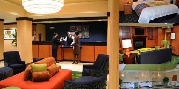 Fairfield Inn & Suites Seattle Bremerton photo collage