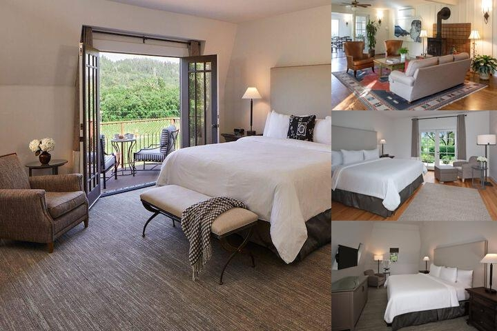 Wine Country Inn photo collage