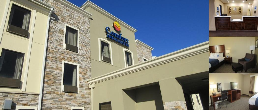 Comfort Inn & Suites Baton Rouge Airport photo collage