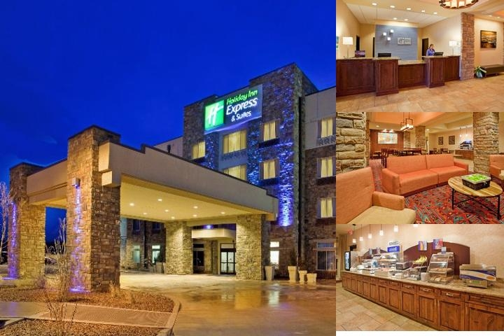 Holiday Inn Express Hotel & Suites Gallup East photo collage