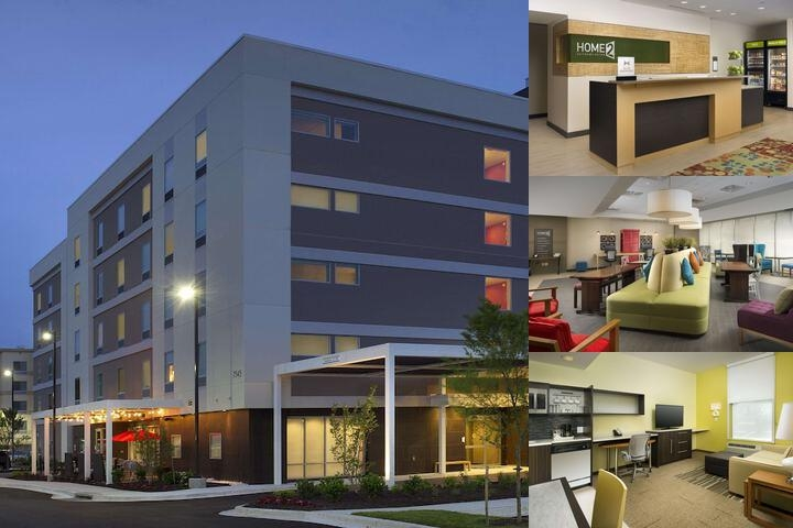 Home2 Suites by Hilton Arundel Mills BWI Airport photo collage