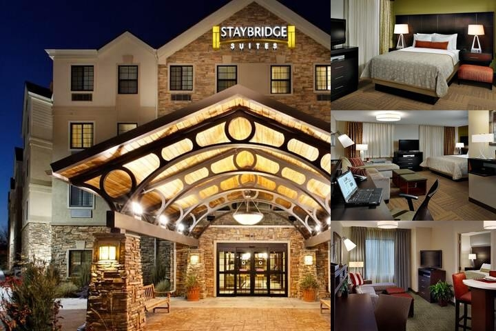 Staybridge Suites Dearborn Mi photo collage