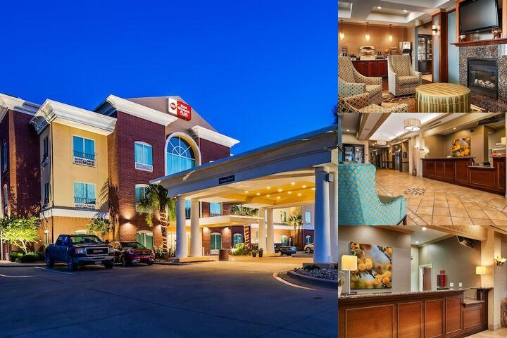 Best Western Plus Woodway Waco South Inn & Suites photo collage