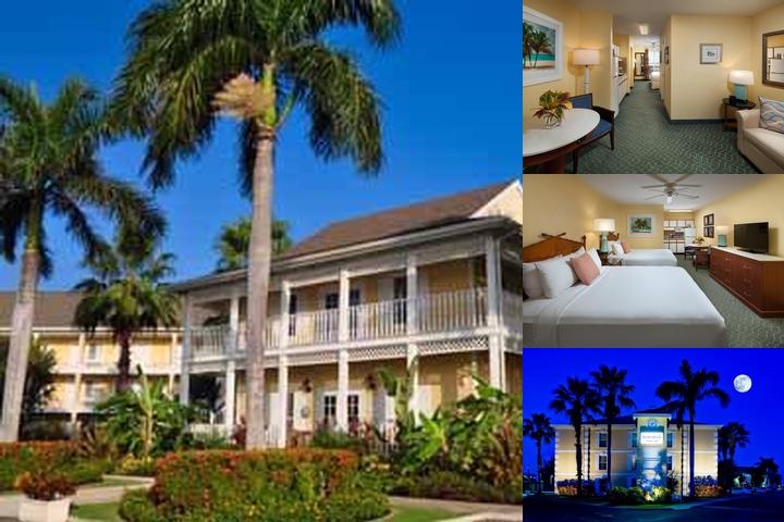 Sunshine Suites Resort photo collage