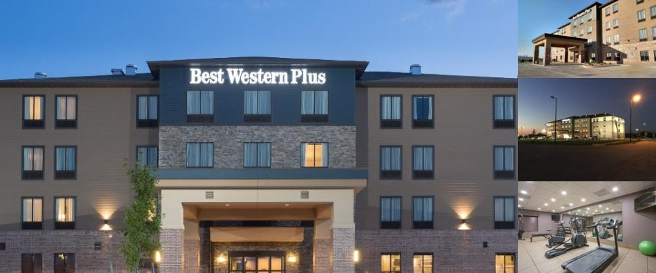 Best Western Plus Lincoln Inn & Suites photo collage