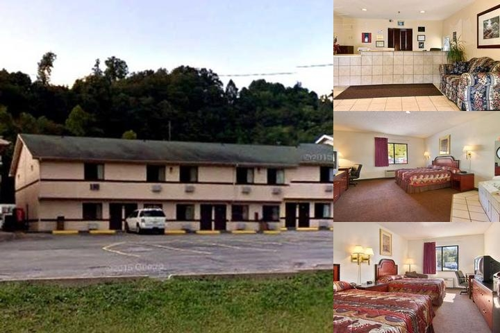 American Elite Inn photo collage