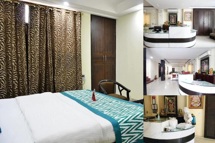 Hotel Kundan Palace photo collage