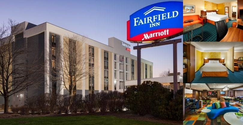 Fairfield Inn East Rutherford photo collage