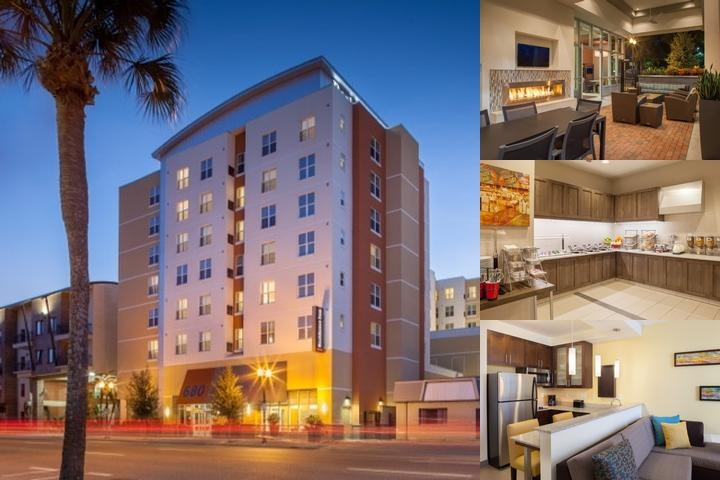 Residence Inn by Marriott Orlando Downtown photo collage